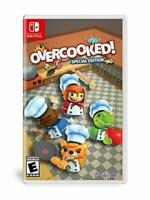 Overcooked! Special Edition (Nintendo Switch, NSW) Brand New Factory Sealed