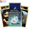 MYTHS & MERMAIDS ORAKEL KARTEN DECK ESOTERIC FORTUNE TELLING BLUE ANGEL NEU
