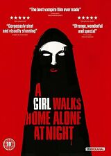 A GIRL WALKS HOME ALONE AT NIGHT  BRAND NEW SEALED GENUINE UK  DVD