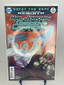 Hal Jordan And The Green Lantern Corps #15 - DC Rebirth Cover A 1st Print VF/NM