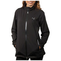 Puma Ladies Waterproof Storm Jacket Windproof Lightweight Running Walking Golf