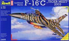 KIT REVELL 1:72 AEREO F 16 C LOCKHEED TIGER MEET 2003  ART  04669