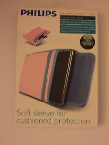 Philips Soft Sleeve for Kindle Fire and NOOK Color, NOOK Simple Touch, NOOK