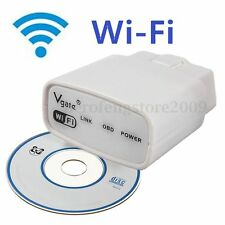 Vgate ELM327 WiFi Scanner OBD2 Car Engine Scan Tool Code Reader For iPhone 6 ios
