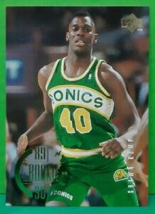 Shawn Kemp subset card 1995-96 Upper Deck #153