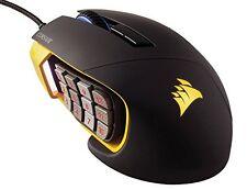 Corsair Gaming SCIMITAR RGB MOBA/MMO Gaming Mouse, Key Slider Mechanical 12000