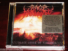 Rage Nucleaire: Black Storm Of Violence CD 2014 Season Of Mist SUA 055 NEW