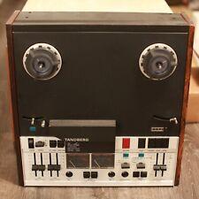 Vintage Tandberg Series 10XD Reel to Reel Stereo Tape Deck - 3 Motors
