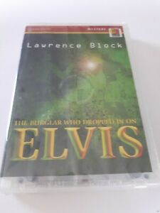 Lawrence Block The Burglar Who Dropped In On Elvis DH Audio Audiobook Cassette