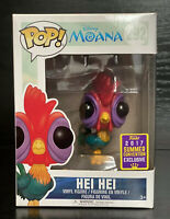 Pop! Disney. Moana- Hei Hei #292 SDCC Summer Convention 2017 Funko Pop Vinyl