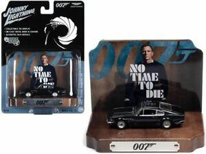 1:64 1987 Aston Martin w/Tin Display -- James Bond No Time to Die -- Auto World