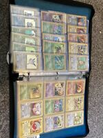 Complete Jungle Set Pokemon Card Collection 64/64 Jolteon Flareon Holos Rares