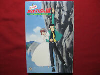 Lupin The 3rd + Clarise Figure Gunze Sangyo Resin Figure Model Kit Anime 3 Third