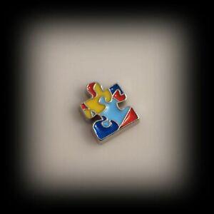 Autism Awareness Floating Charm