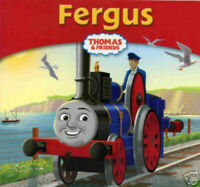 Thomas The Tank Engine and Friends Story Library: FERGUS -  Book 36 - NEW