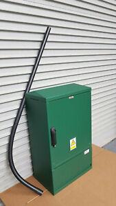 GRP Electric Enclosure W530 x H910 x D320mm, Kiosk, Cabinet, Meter Box, Housing