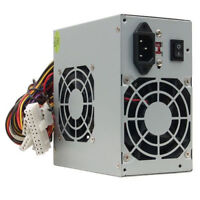 Apower AGS450 AGS450 450 Watt 20+4 Pin 12V ATX Power Supply. Includes 3 SATA con