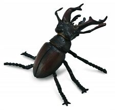 CollectA 88703 Stag Beetle  - Realistic Toy Insect Replica Prop - NIP