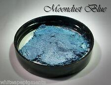Moondust Blue Pearl Powder Pigment paint plastidip nail art mica 25g