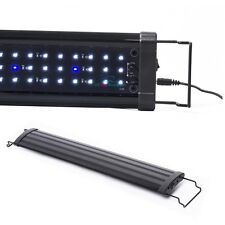 "12""/18""/24"" ;/30""/36""/48 4;/72"" Led Light High Lumen Aquarium Fish Tank White Blue"