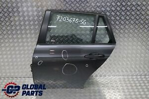 BMW 3 Series E91 Touring Door Rear Left N/S Sparkling Graphite Metallic - A22