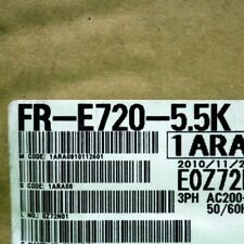 (New Other) Mitsubishi Fr-E720-5.5K Inverter Ems Intl' shipping!