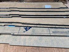 Scrap Clear Acrylic Recycled Plastic Plexiglass Rigid Supply Melt Reuse 5lb BLK