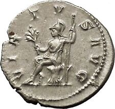 Philip I the Arab Rare Silver Ancient  Roman Coin Virtus Valor Courage  i52328