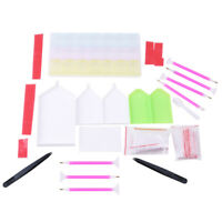 Painting Tools Kit Diamond Embroidery Storage Boxes Nail Art Craft Accessory S
