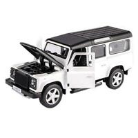 Land Rover Defender 1/32 Model Cars Gift Alloy Diecast Pull-back Motor Toy