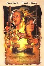 CUTTHROAT ISLAND-orig REG Movie Poster-G.Davis,M.Modine