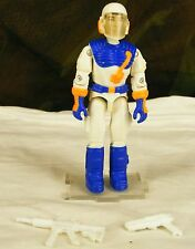 GI Joe blue Snow Storm v2 1993 battle corps action figure ARAH Snowstorm
