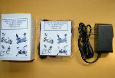 AC Adapter for Schwinn 101 103 112 113 131 201 202 Exercise Bike Power Supply