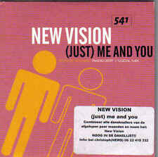 New Vision-Just me And you cd single