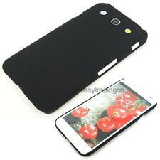 Black Hard Back Cover Case for LG Optimus G Pro E985 AT&T F240 L-04E