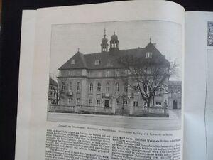 1912 Kreishaus Saarbrücken