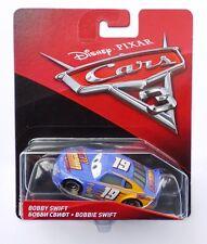 Disney Pixar Cars 3   BOBBY SWIFT  Rare Over 100 Cars Listed UK !!