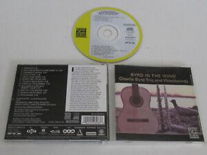 Charlie Byrd Trio And Woodwinds– Byrd IN The Wind / OJCCD-1086-2 CD Álbum