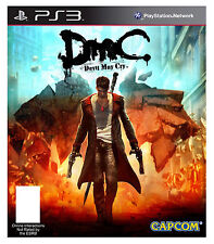Dmc Devil May Cry Video Games For Sale Ebay