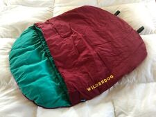 Wilderdog Sleeping Bag for Dogs New! - Camping Backpacking Travel