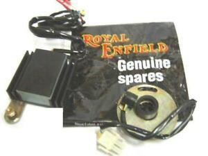 FIT FOR Royal Enfield Bullet 12 Volt Complete Electronic Ignition Kit #145770(K)