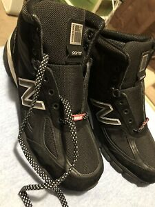 BNIB DS New Balance 990v4 x Marvel Mid Black Panther Men's Size 12 Jordan RARE