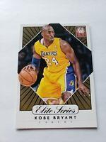 #24 Kobe Bryant 2012-13 Panini Elite Series INSERTS Card Los Angeles Lakers