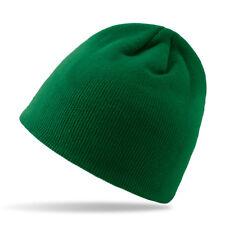 Men Women Hat Hip-Hop Wool Knitted Ski Cap Skull Warm Winter Cuff Unisex Beanie