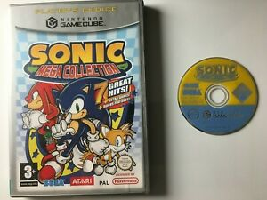 Sonic Mega Collection Gamecube C340A2
