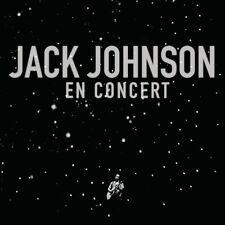 En Concert - Jack Johnson (2009, Vinyl NIEUW)2 DISC SET