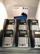 HOME SMALL OFFICE PBX 308 TELEPHONE SYSTEM AND 6 X BT Phones