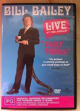 Bill Bailey - Part Troll (DVD, 2005) VGC