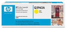 HP Color LaserJet Q3962A Yellow Toner Cartridge (Brand New)