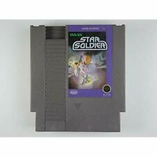 Star Soldier For Nintendo NES Vintage Game Only 2E